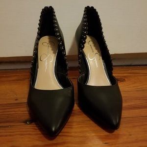Brand new Jessica Simpson black pumps